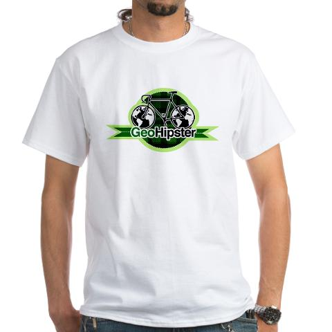 GeoHipster t-shirt
