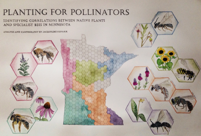 'Planting for Pollinators' by Jacqueline Kovarik