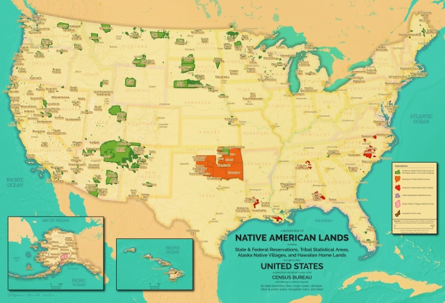 'Native American Lands' by Stephen Smith